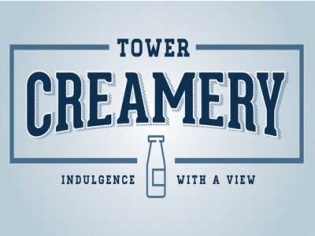 Tower Creamery at the Stratosphere