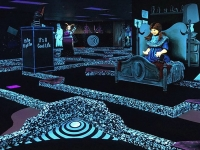 Twilight Zone Mini Golf at Bally's Vegas