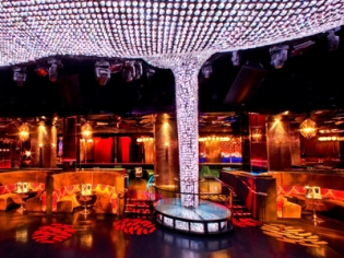 Vanity Nightclub VIP Tables