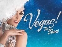 Vegas! The Show Logo
