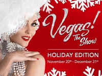 Vegas! The Show Holiday Edition