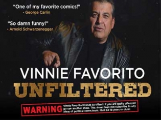 Vinnie Favorito unfiltered at the Westgate Las Vegas