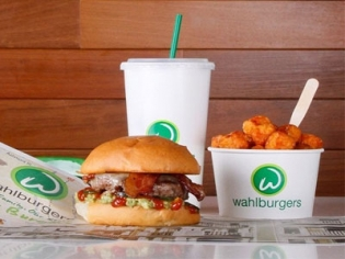 Wahlburgers at the Grand Bazaar Shops