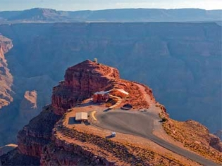 Grand Canyon Western Territory Tour