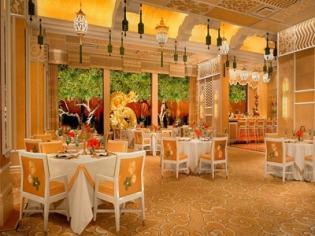 Michelin award-winning Chinese restaurant Wing Lei