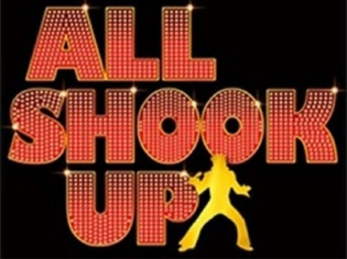 All Shook Up Elvis Tribute at the V Theater