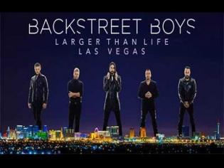 Backstreet Boys residency at Planet Hollywood