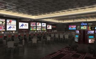 Bar Canada Rendering Las Vegas