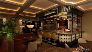 Bugsy & Myers Steakhouse Bar Las Vegas