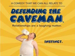 Defending the Caveman Show