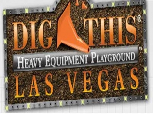 Dig This Las Vegas Bulldozer Park