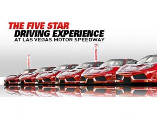 Dream Racing Driving Experience at Las Vegas Motor Speedway