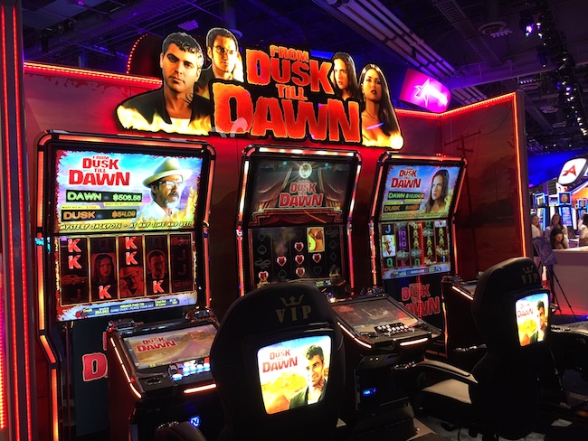 Dusk Till Dawn Slot Machine