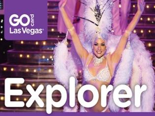 Las Vegas Explorer Pass Discount Card