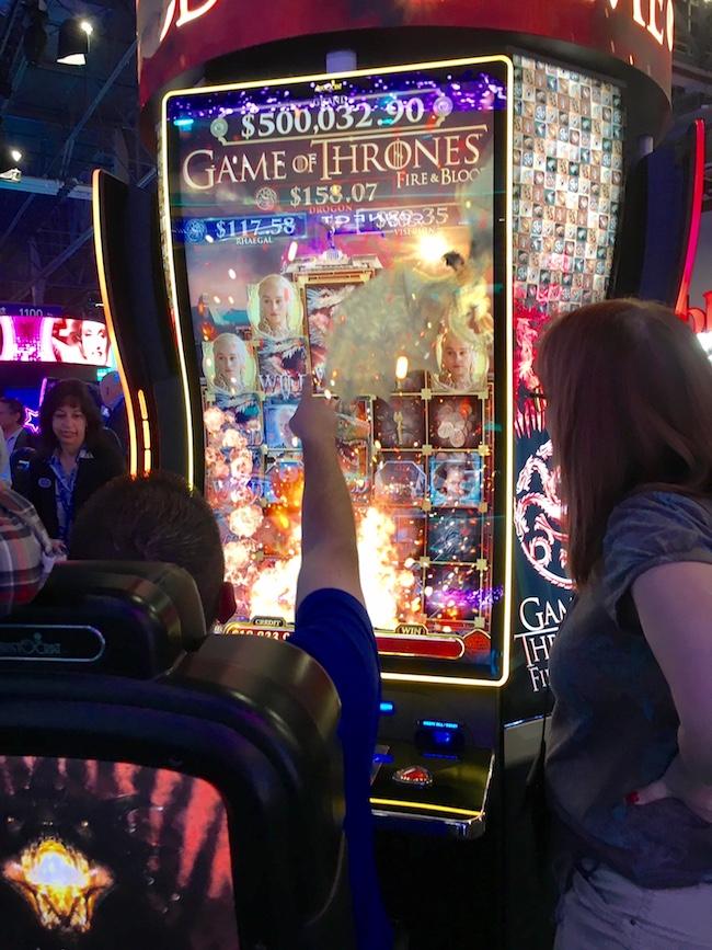 GoT New Slot Machine
