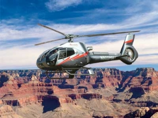 Grand Canyon 6 in 1 helicopter tour