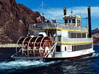 Lake Mead Cruise and Hoover Dam Discovery tour from Las Vegas