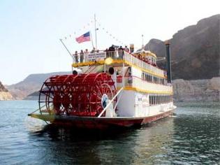 Lake Mead Cruises from Las Vegas