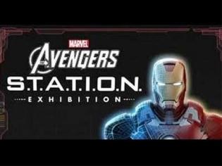 Marvel Avengers S.T.A.T.I.O.N. at Treasure Island Las Vegas