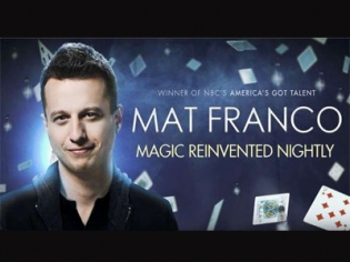 Mat Franco Magic Reinvented Nightly at The Linq