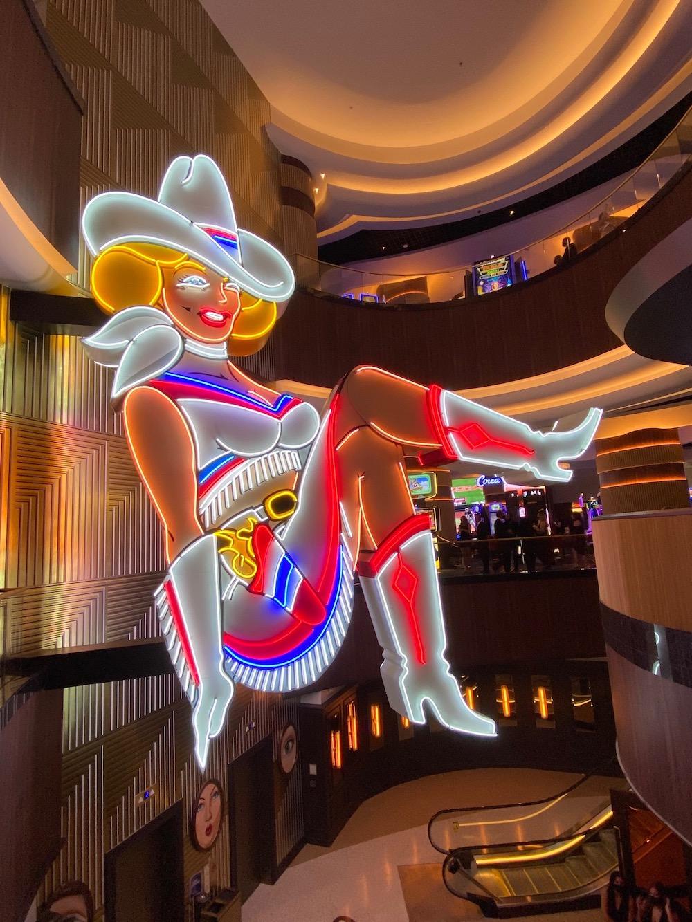 Vegas Vickie Circa