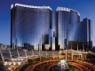 Aria Hotel and Casino Exterior View