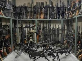 Battlefield Vegas Shooting Range