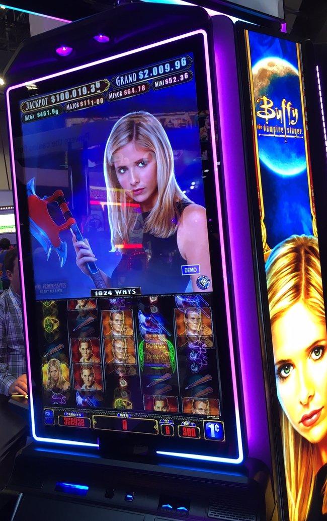 buffy V2 Slot Machine