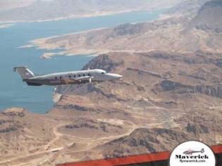 Grand Canyon Explorer Tour by Maverick Airlines