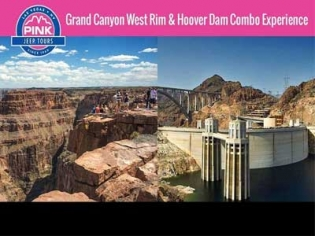 Grand Canyon Hoover Dam Combo Pink Jeep Tour