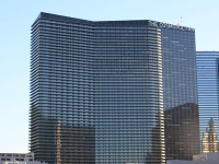 Front View of Cosmopolitan