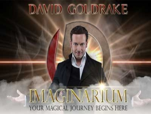 David Goldrake - Imaginarium Magic show at the Tropicana Las Vegas