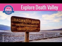 Pink Jeep Death Valley Adventure Tour