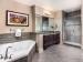 Bathroom at Desert Blue Las Vegas