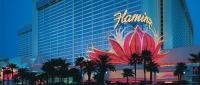 Main Entrance Flamingo Las Vegas