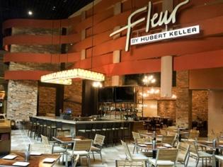 Fleur Interior Restaurant View