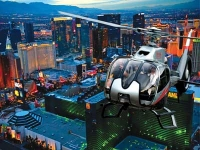 Maverick Foodie Tour with helicopter ride