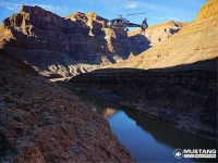 Free Spirit Grand Canyon Tour by Mustang Helicopter