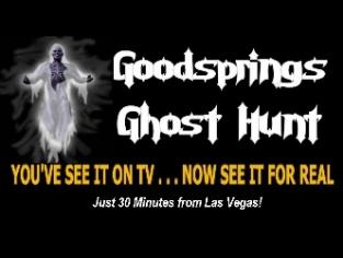Goodsprings Ghost Hunt Tour
