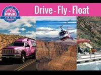 Grand Canyon Combo tour Drive Fly Float