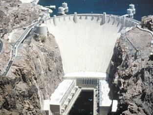 Hoover Dam Express Tour Ariel View