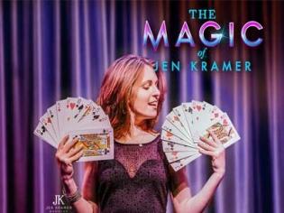 The Magic of Jen Kramer at Westgate Las Vegas