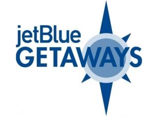 Jet Blue Getaways Logo