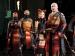 Relentless Pursuers, Expert Martial Artists, Imperialistic Warriors
