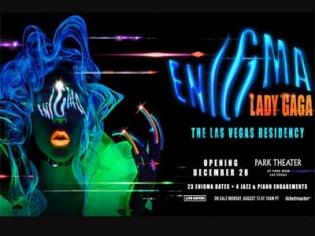 Lady Gaga Enigma + Jazz and Piano