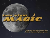 Late Night Magic Show Las Vegas