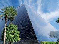 Luxor Las Vegas Exterior View