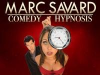 Marc Savard Comedy Hypnosis Logo