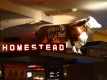 Old Homestead Steakhouse Neon Sign