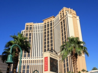View of Palazzo from Strip